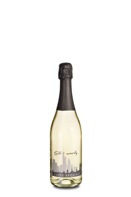 Stone hill wine bottle